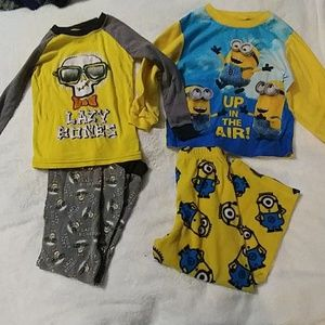 Other - Boys size 4t pajamas